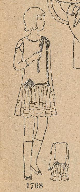 Butterick 1768 A