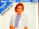 Butterick 6161 A