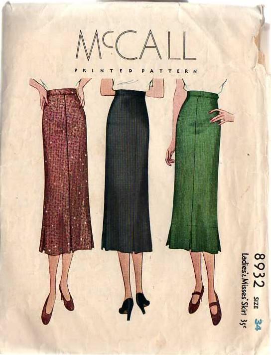 McCall 8932