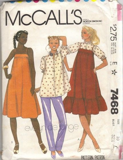 McCall's 7468