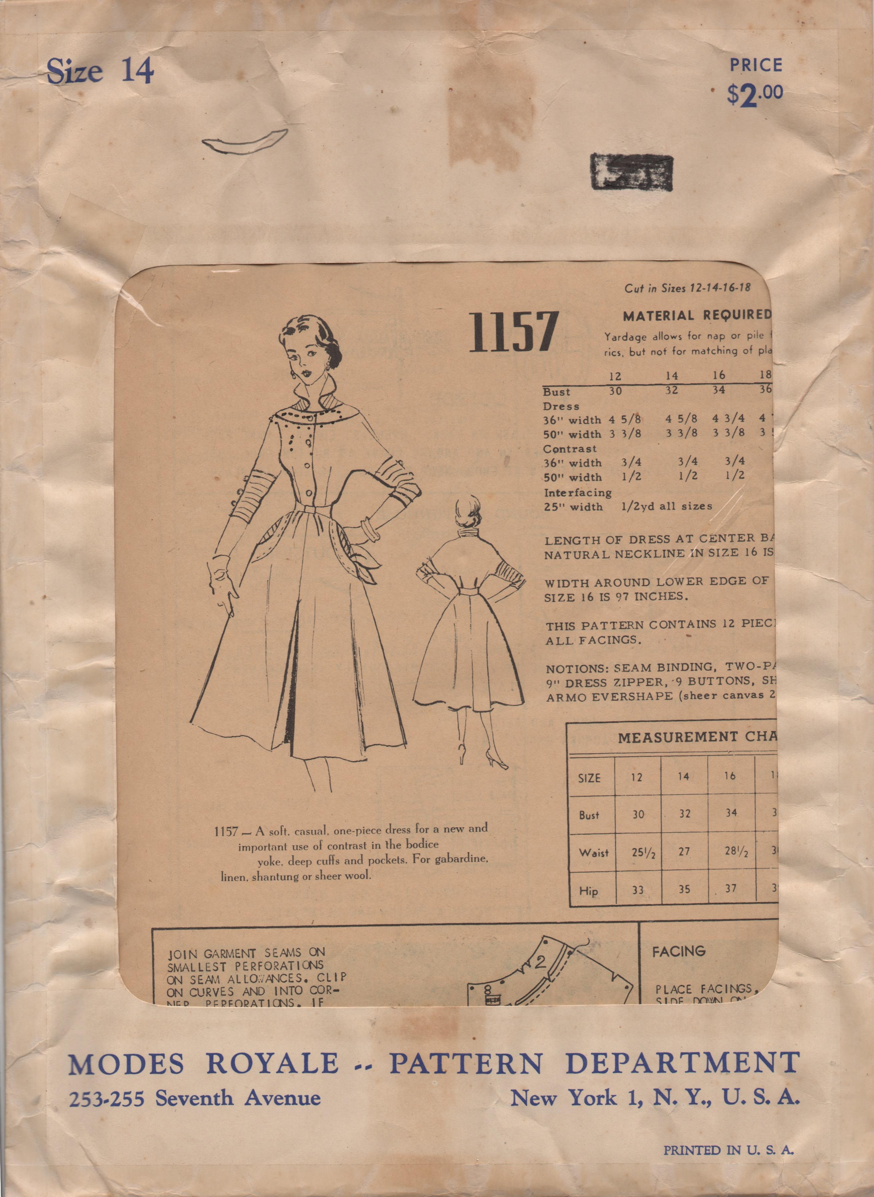 Modes Royale 1157