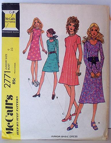 McCall's 2771