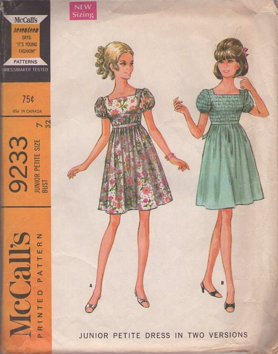 McCall's 9233