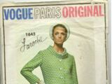 Vogue 1643