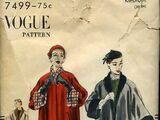 Vogue 7499