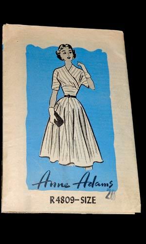 Anne Adams R4809