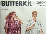 Butterick 3601