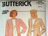 Butterick 4432 C