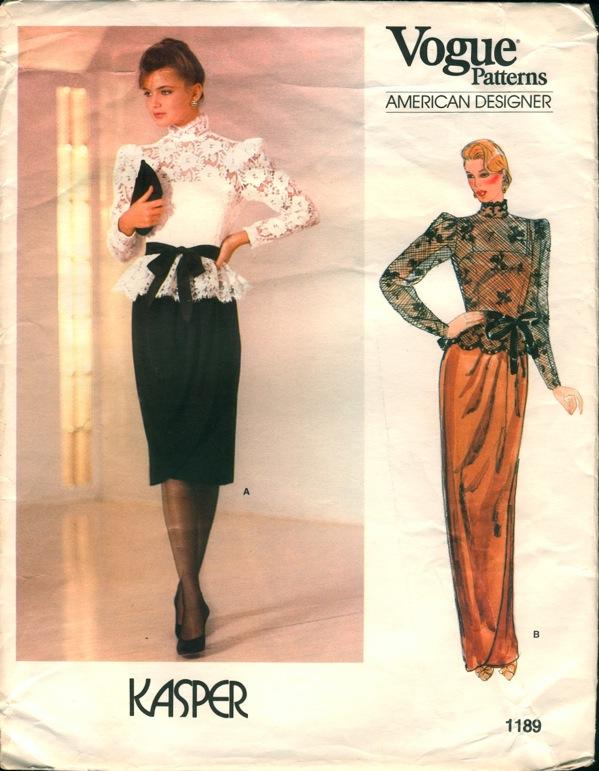 Vogue 1189 B