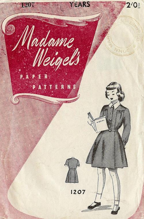 Madame Weigel's 1207