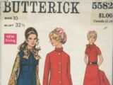 Butterick 5582 B