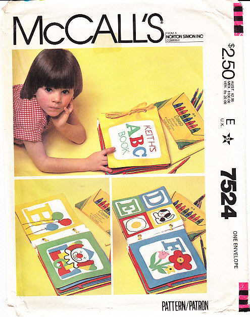 McCall's 7524
