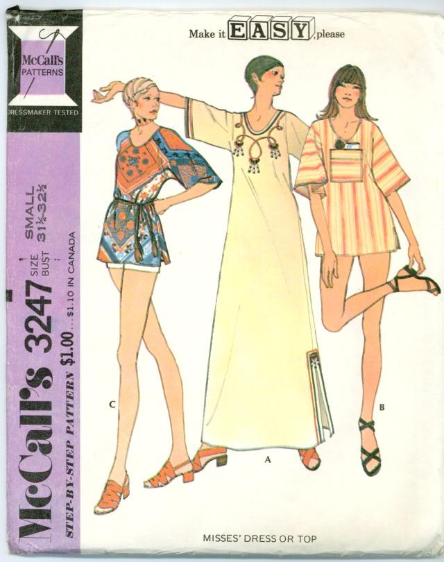 McCall's 3247