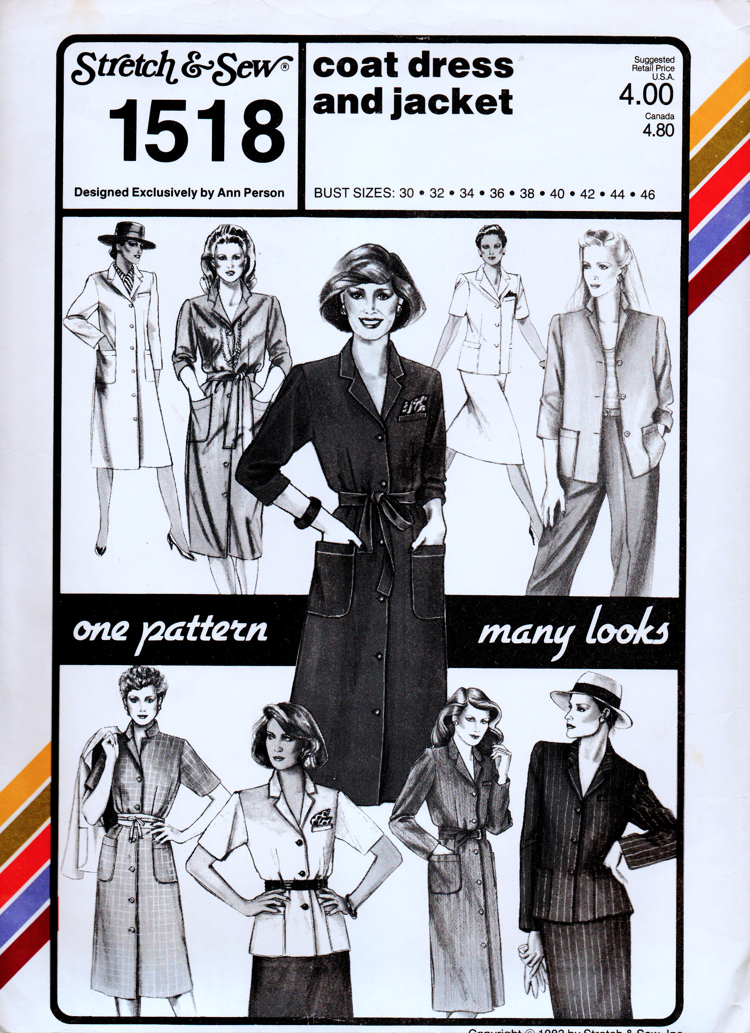 Stretch & Sew 1518