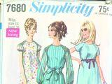 Simplicity 7680