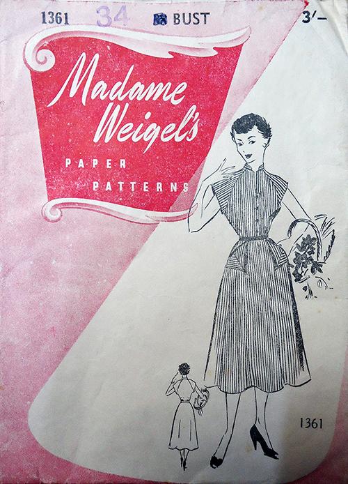 Madame Weigel's 1361
