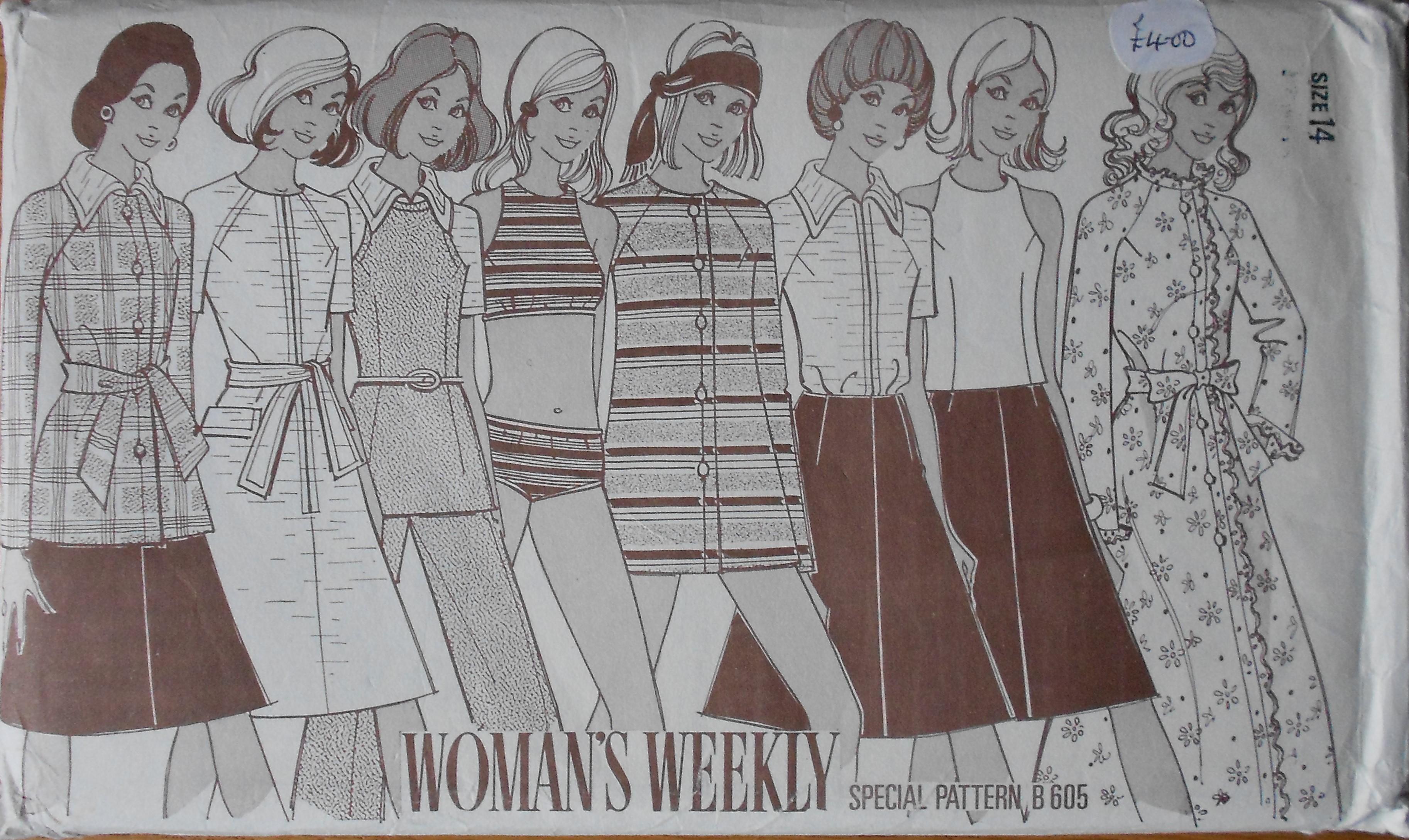 Woman's Weekly B605