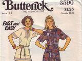 Butterick 3590