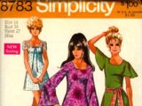 Simplicity 8783