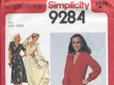 Simplicity 9284 A