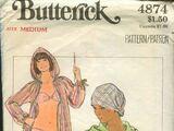Butterick 4874