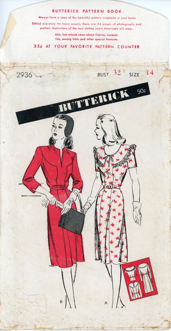 Butterick 2936