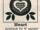 Calico Heartwork Heart Applique