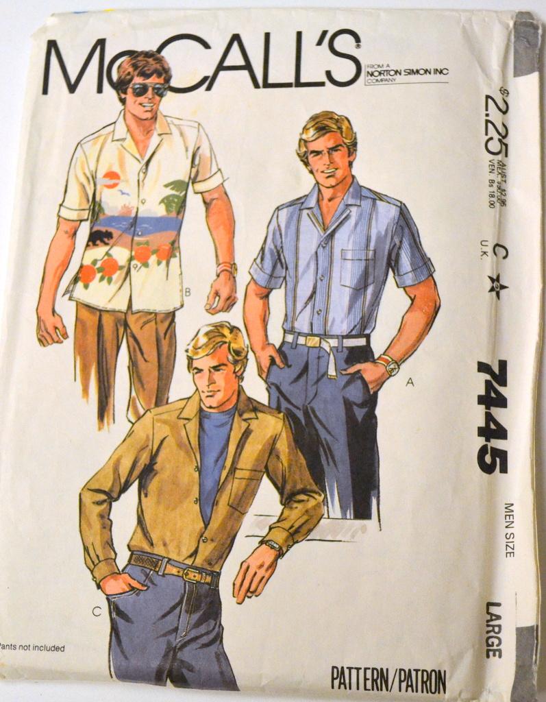 McCall's 7445