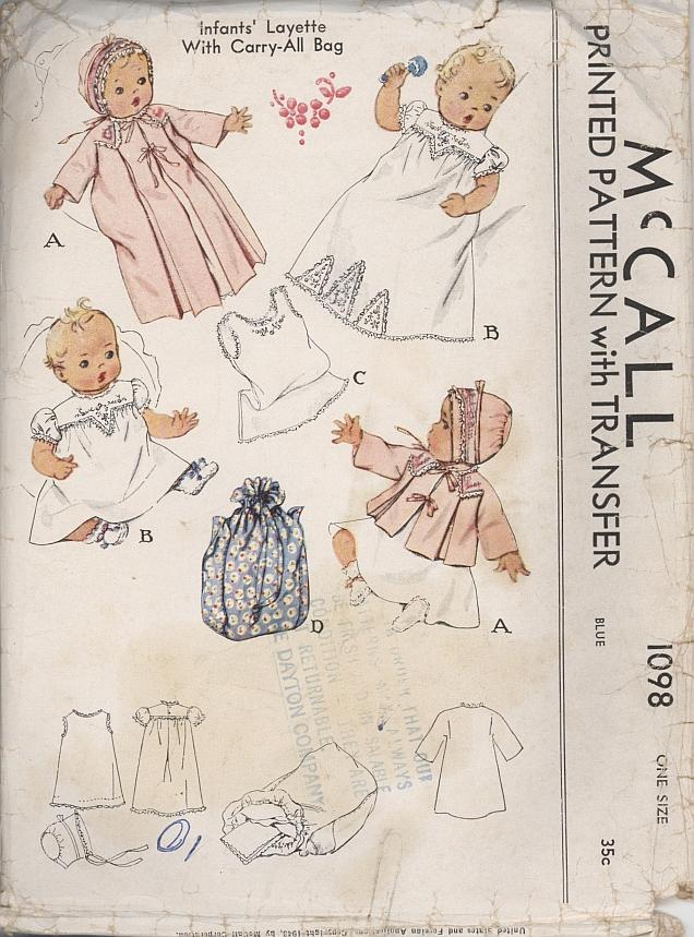 McCall 1098