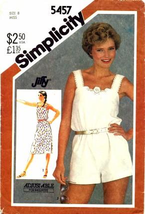 Simplicity 5457 A
