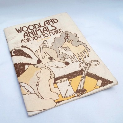 Woodland Animals For You To Make