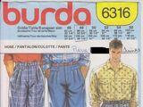 Burda 6316