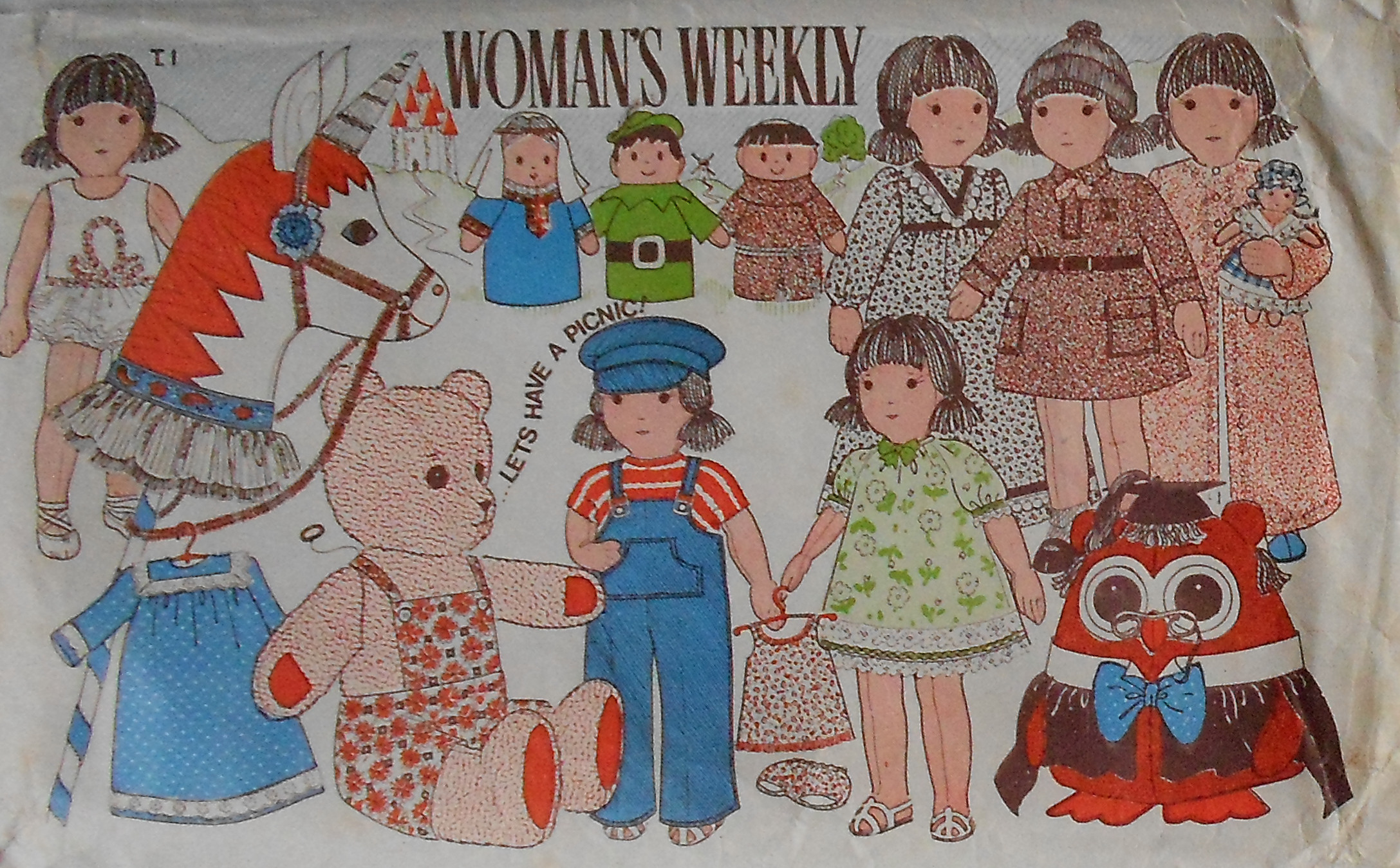 Woman's Weekly T.1