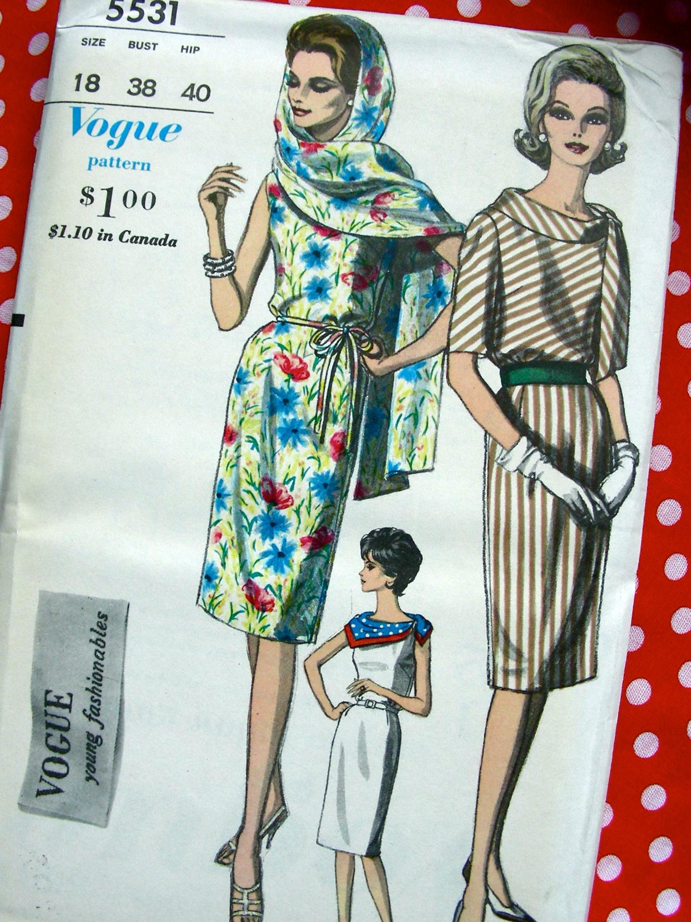 Vogue 5531