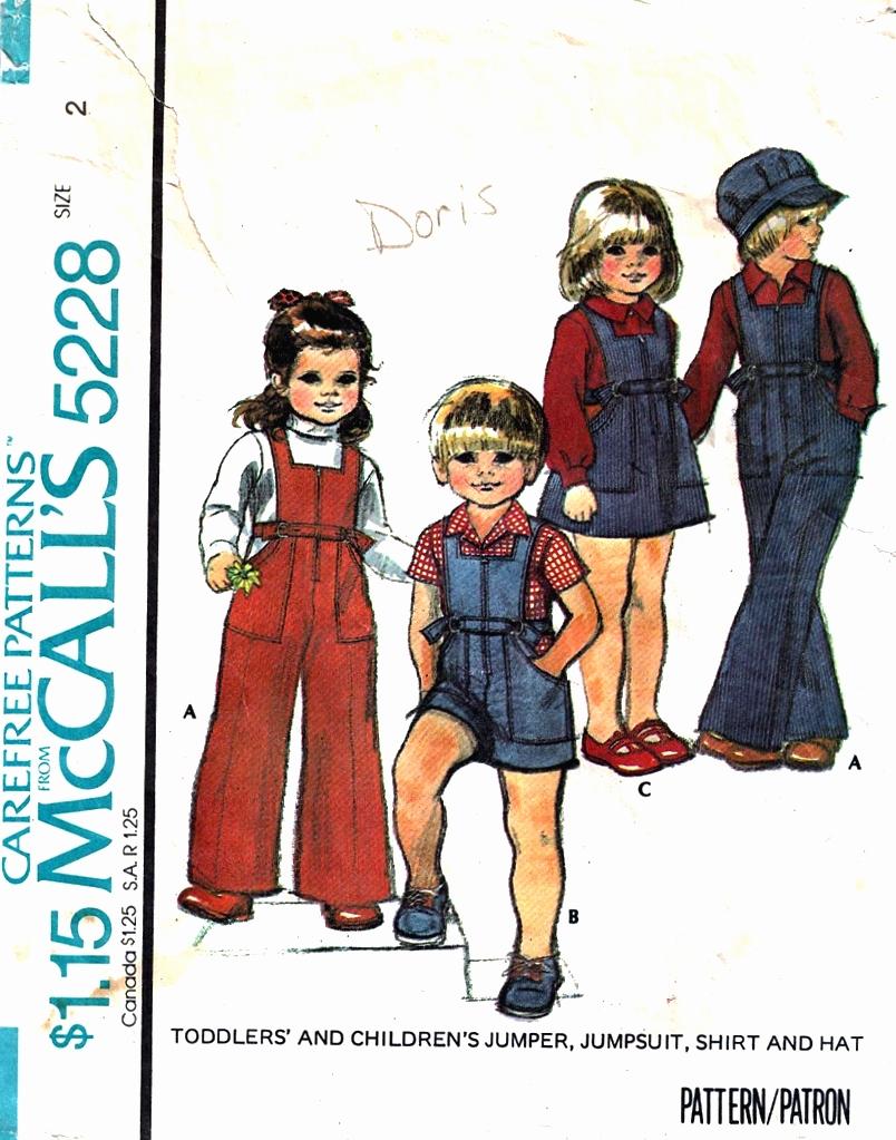McCall's 5228