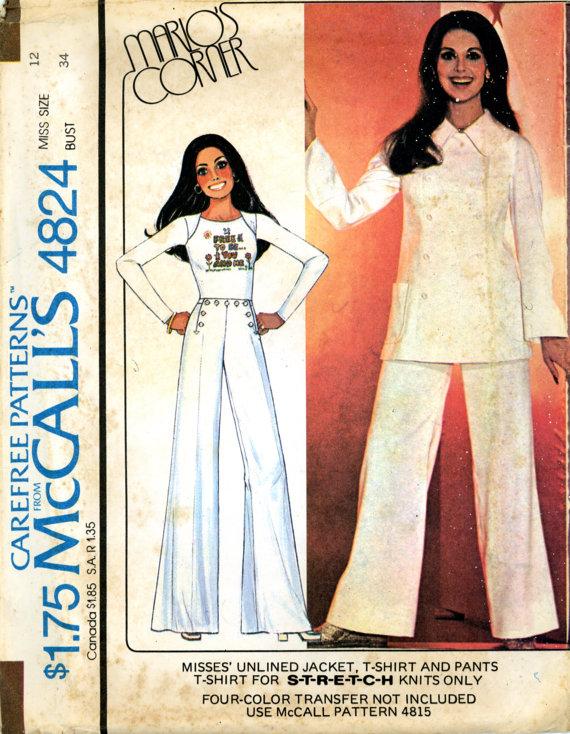 McCall's 4824