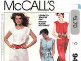 McCall's 9447 A