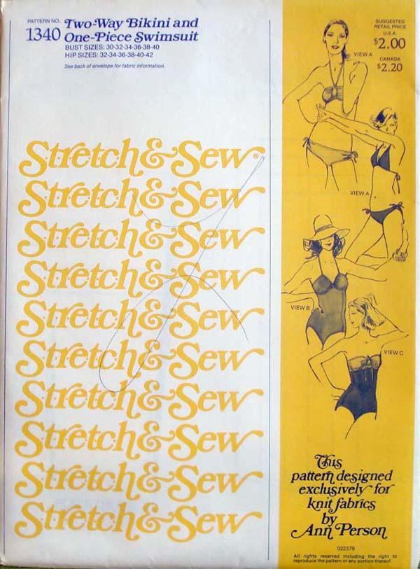 Stretch & Sew 1340