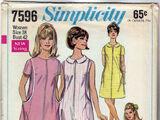 Simplicity 7596