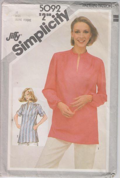 Simplicity 5092 B