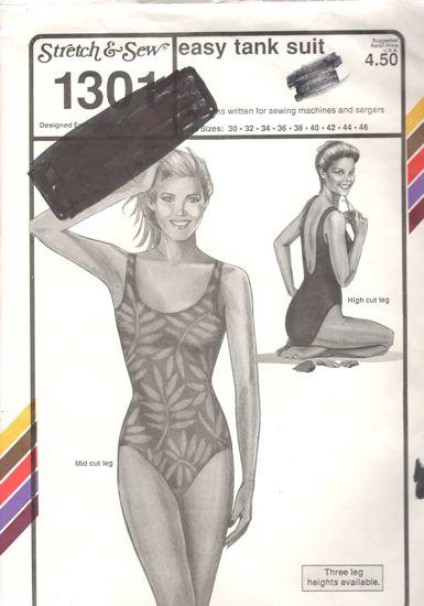 Stretch & Sew 1301
