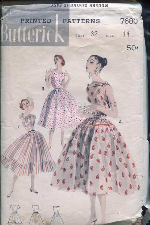 Butterick 7680