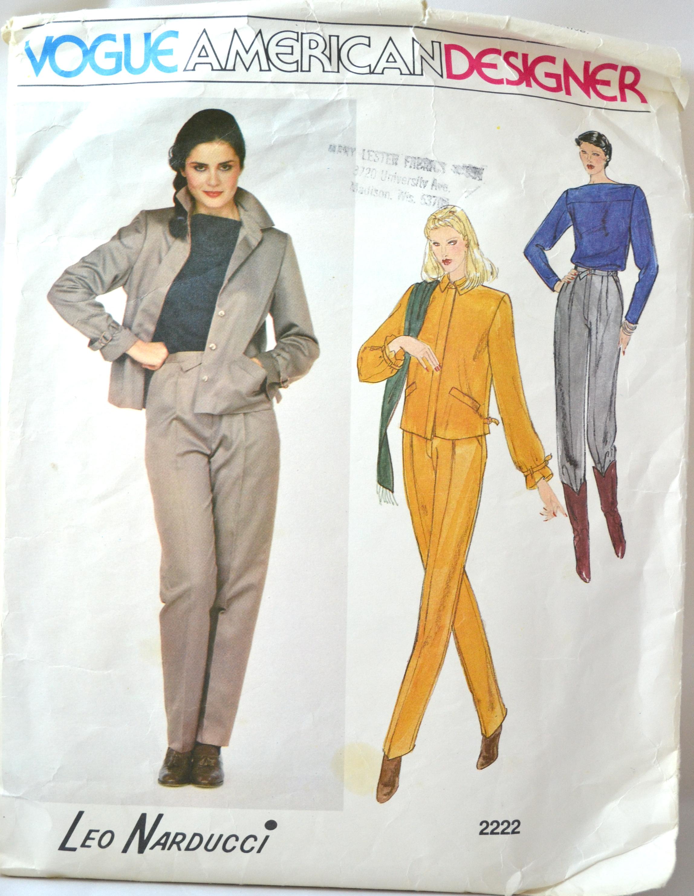 Vogue 2222 A