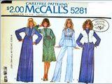 McCall's 5281