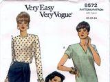 Vogue 8572 A