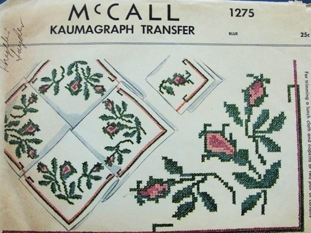 McCall 1275