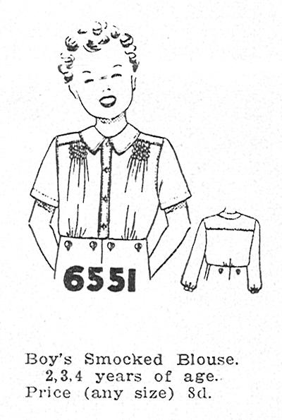 Madame Weigel's 6551