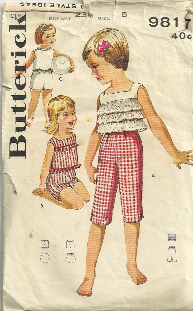 Butterick 9817