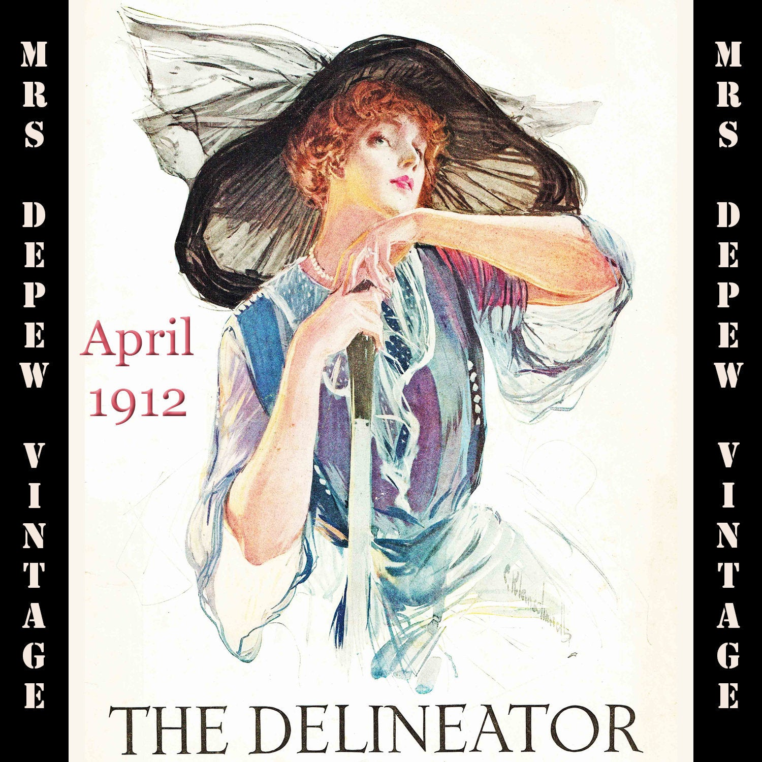 The Delineator April 1912