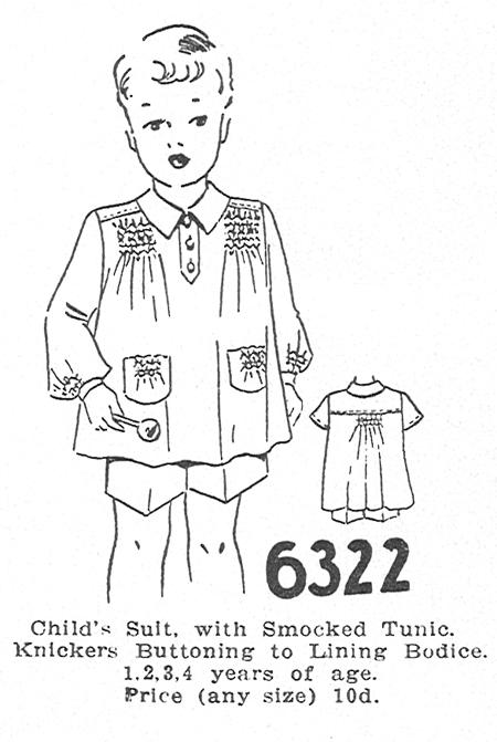 Madame Weigel's 6322